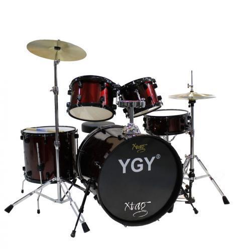 Buy Brand New Xtag Acoustic Drum Kit @ 27000/- only - by SOUNDKRAFT Studioz, Hyderabad