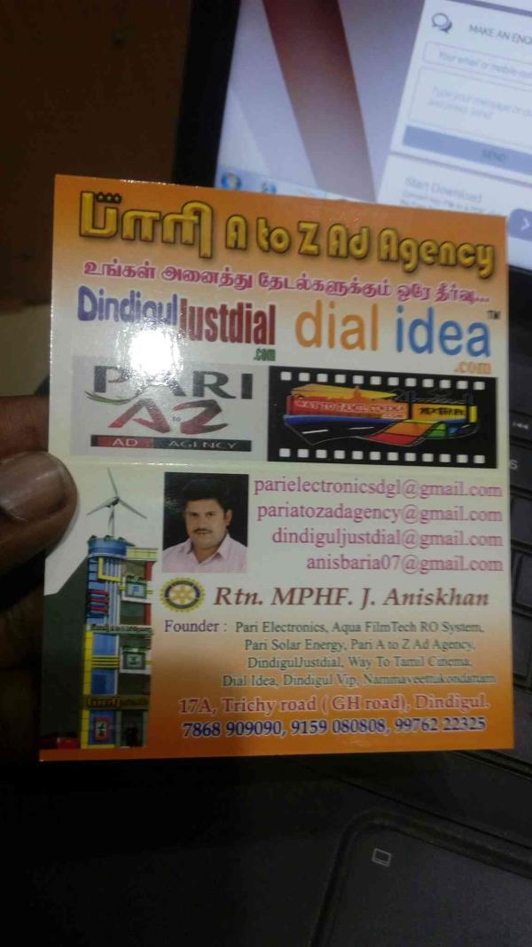 pari - by Pari 7868909090, Dindigul