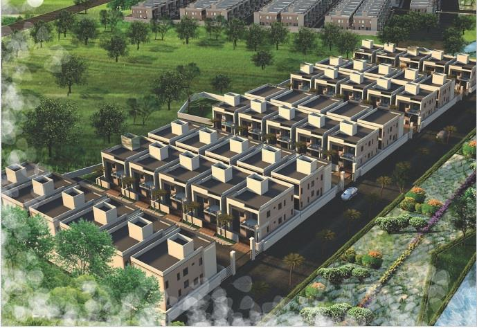We Have Vuda Approved Duplex Villas and Independent Houses in site.