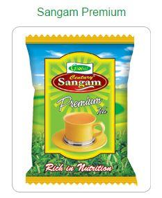 Sangam Premium  A blend of premium Assam CTC tea which is high in taste & aroma and keeping with high quality standards. Sangam tea has been rated by experts as one of best blends in the world.  - by Global Estate Tea & Exports, Haridwar