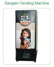 Sangam Vending Machine  CENTURY SANGAM TEA launched Tea & Coffee Vending Machine first time in India, which keeps the flavour and freshness, the two basic components of tea, intact. This machine dispenses hot water first to allow tea to bre - by Global Estate Tea & Exports, Haridwar