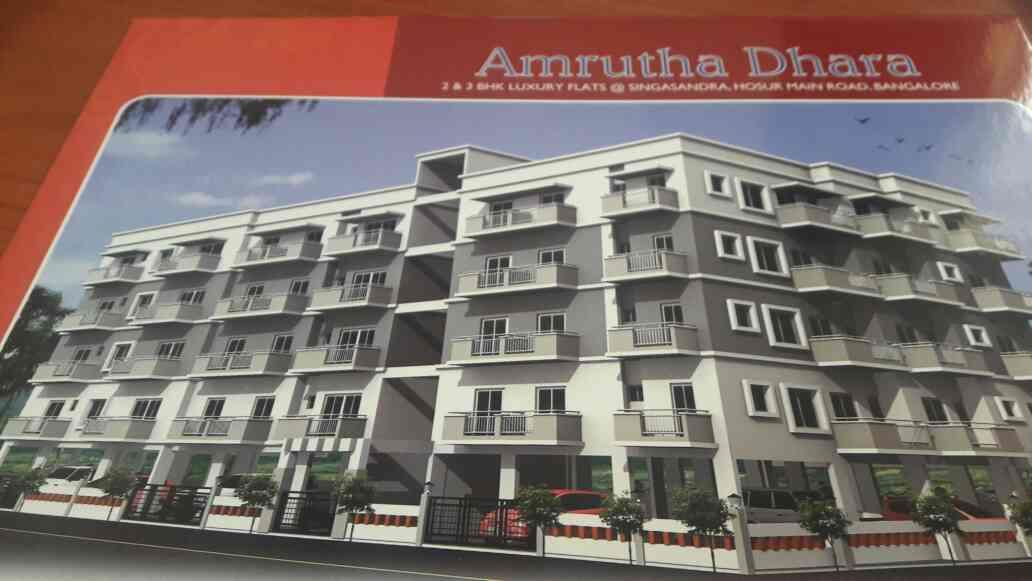2bhk and 3bhk flats available for sale in singasandra