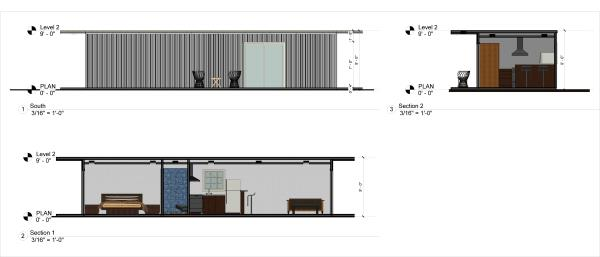 Designer Container Homes   Coming Soon in Melboure!!!!!   We are bringing for you a very specially designed Container Home in compliance with Australian Standards.   Key High Lights :-  12 Feet Wide luxurious interior,  fully furnished,  Ensuite unit,  Balcony Decking on three sides.  Kitchen area...   These Container Homes are manufactured and designed to provide you with the feel of a 5-Star Hotel.   Anyone looking forward to visit us, contact us on info@designercontainers.com.au  We can design for you Brand New Container Homes as well as Container Homes out of Shipping Containers.    Shipping Container Homes come with 2.4 m width whereas these Container Homes manufactured by us are available up to 3.4 m width.