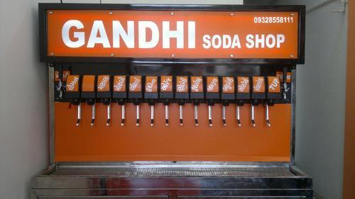 Ahmedabad's Famous Soda Machine manufacturer Gandhi soda machine is now Online, You can now place your order for Any kind of Soda machine and parts online , it will be delivered as soon as possible at your place