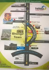 125 sq.yds residential plots with all developments high way facing at yadagirigutta - by Land Bank , Hyderabad