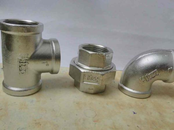 ss pipe fitting ahmedabad, ss elbow ahmedabad - by Hi-Tech Engineering Company, Ahmedabad