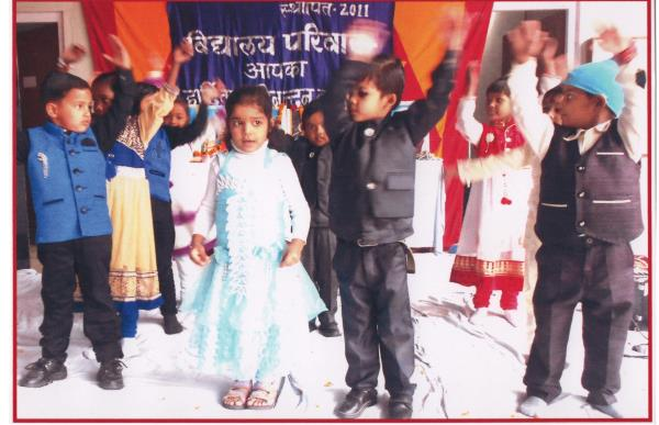 Republic Day 2016 Bhumi and party - by Utkarsh Vidya Niketan School, Sawai Madhopur