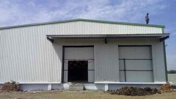 cold storage building - by Shree Enterprises, Nashik