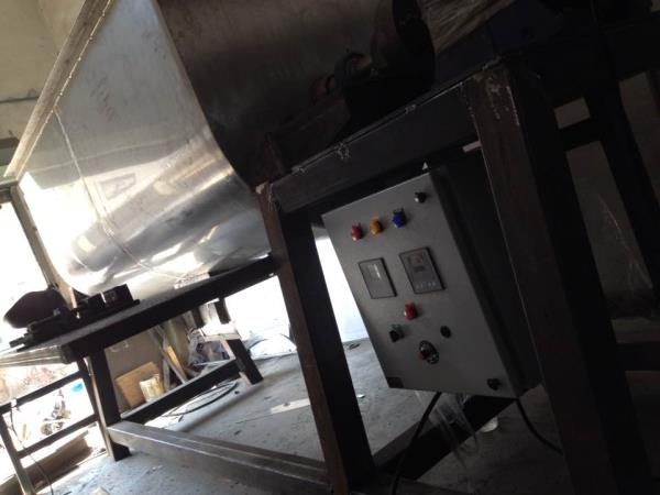 Spark automation  Panel working in Mixer plant application.  - by Spark Automation, Ahmedabad