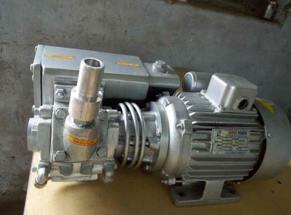 vacuum Peking machines pumps LPM 350 motor HP 1  - by Shreeji Engineering, Ahmadabad