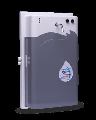 Aquaguard Verve MRPRs.7, 990/-   Recommended for water sourced from municipal corporations, having low TDS, which does not taste salty. Equipped with unique e-Boiling+ technology. Comes with a 3 stage purification system that destroys disease causing bacteria, virus and protozoa.