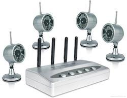 Wireless CCTV Camera in Chandigarh - by Perfect Security Solutions, Chandigarh