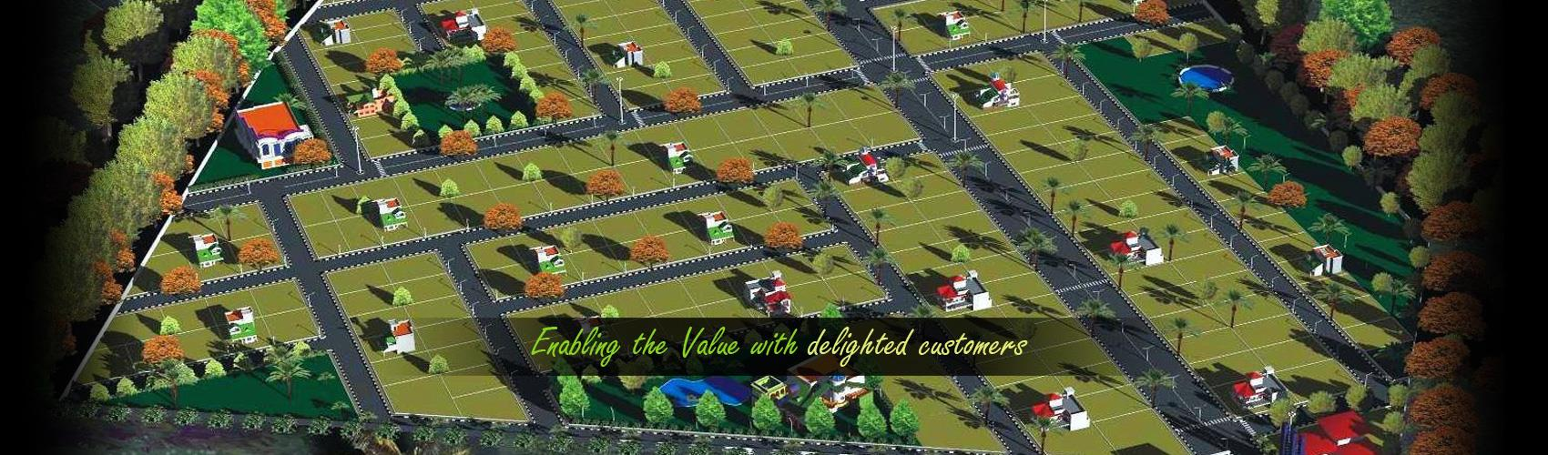 villa plots in hoskote bangalore villa sites in whitefield bangalore - by Anish Projects, Bangalore