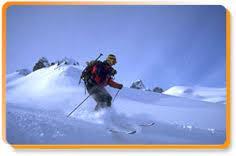 Skiing in Jammu