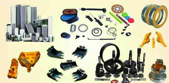 hydraulics parts supplier in rajkot - by Shivshakti Marketing, Rajkot