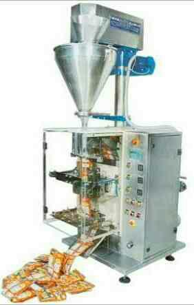 Facilitated by of technically advanced process, we are engaged in manufacturing and supplying qualitative assortment ofPouch Packing Machine. Highly acclaimed in the market, our offered range is manufactured using quality assured component - by Goutam Traders, Hyderabad