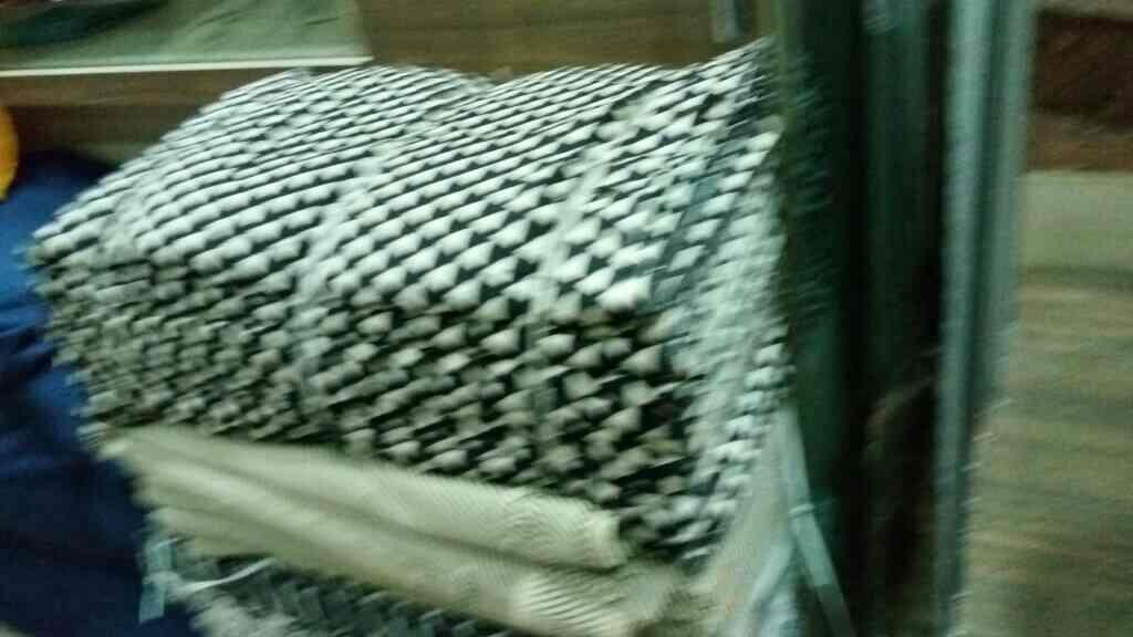 chiku fabric for back and sleves - by RoshanMarketing, Jaipur