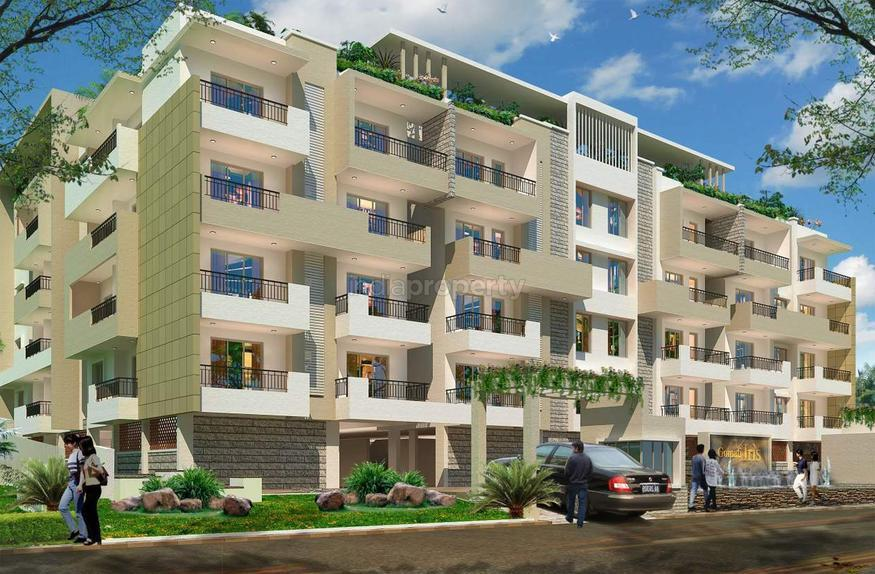 apartment for sale in Bommasandra and jigani
