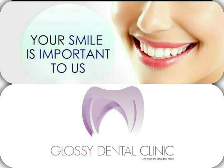Best dental clinic for complete denta care. - by Glossy Dental Clinic, Hyderabad