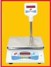 Designed in accordance to the latest trends in the market, Venkateshwara Weighing Scales is offering a qualitative range of Table Top Scale in Hyderabad and AP.This range is extensively used for measuring purpose. At our well equipped production lab, advanced technology is used to deliver a flawless range of Table Top Scales to enable us aim for high levels of client's satisfaction. To meet the diverse requirements of our valuable clients, we offer this scale in variegated models, sizes and specifications http://tula.co.in/