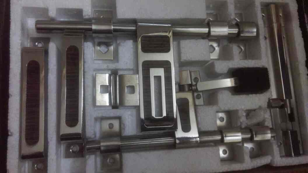 Manufacturer of SS door kit In Rajkot , Gujarat - by Mahadev Industeries, Rajkot