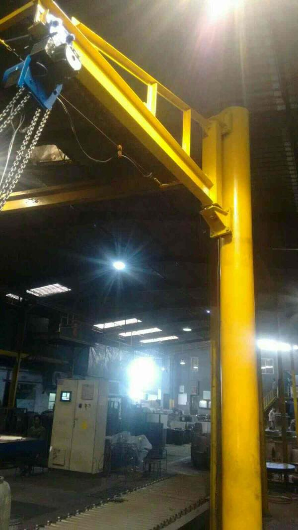 Jib Crane - by Artech Engineers, Ahmedabad