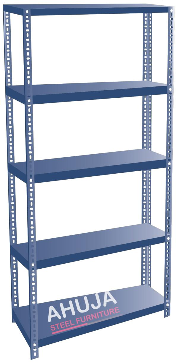 slotted angle racks in delhi  slotted angle racks used in warehouses - by Storage Experts, Delhi
