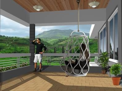 Balcony View Flats in Igatpuri - by Ozone Ecoregions Pvt Ltd, Nashik