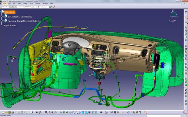 CATIA is multi-platform CAD/CAM/CAE software and the world?s leading parametric solid modeling packages. CATIA course at CADD Centre introduces the user to the specifications of CATIA like, simulation, stress analysis, finite element method - by CADD Centre, Old Railway Road, Gurgaon, Gurgaon