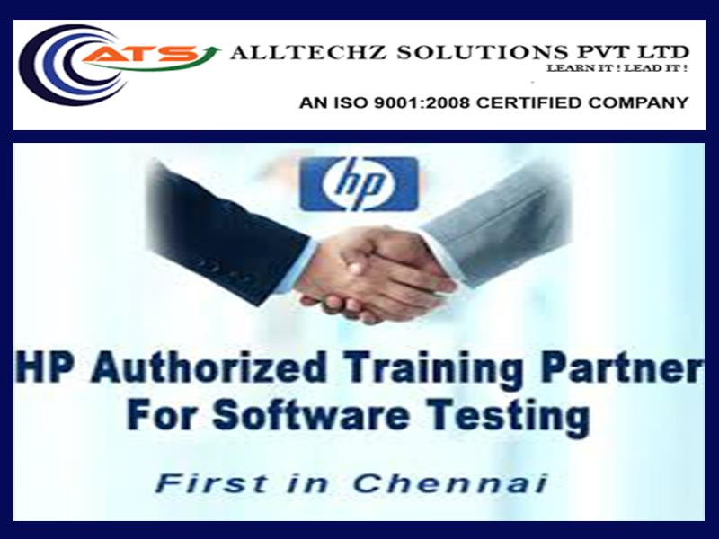 Best HP Certification Exam Center in Chennai Alltechz Solutions is one of the best HP Certification exam Center in Chennai. Alltechz Offers HP Certified Professional HP Quality Center 9.2 Software. HP Exam is intended for technical implements who will work on quality center for test management and repository. This HP Quality Center 9.2 software exam is the core requirement to be certified as an Accredited Integration Specialist in HP Quality Center v9. AllTechZ located in near by Velachery Railway Station, Just 5 mins walk-able distance from Vijayanagar Bus Stop and 1 min distance from Velachery Railway Station Bus Stop.