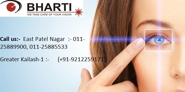 Lasik eye surgery in delhi  Bharti eye hospital provide best lasik eye surgery in delhi with latest technology LexSx via expert doctor.   More info to visit at http://www.bhartieye.com/  http://www.bhartieye.com/lasik-eye-surgery.html - by Bharti Eye Foundation, 011-25889900, Delhi