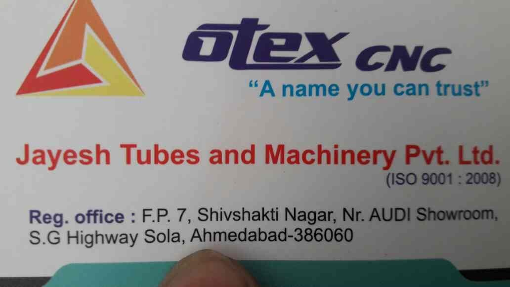 we are the leading manufacturer of cnc and spm machines in ahmedabad - by Jayesh Tube And Machinery Pvt Ltd, Ahmedabad