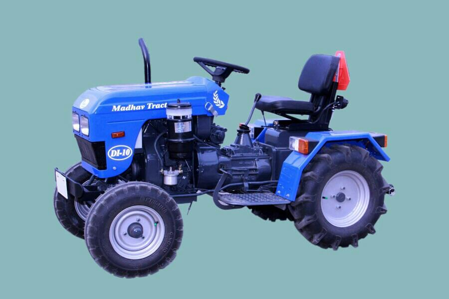 mini tractor - by Madhav Agro Industries, Rajkot