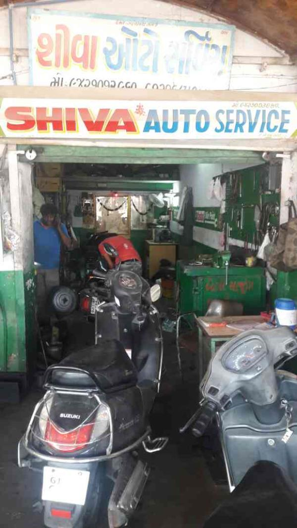 we are doing repair services , auto services and also bike and car repair... - by SHIVA AUTO SERVICE , Ahmedabad