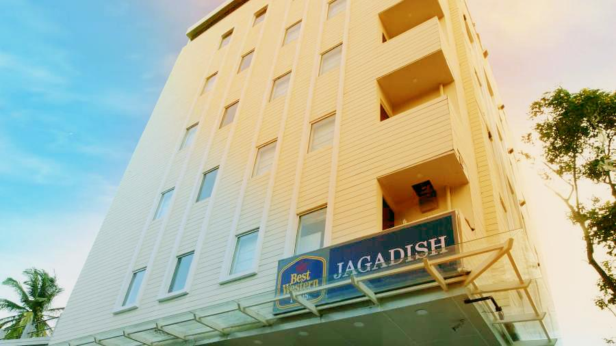 Exterior View of Best Western Plus JAGADISH