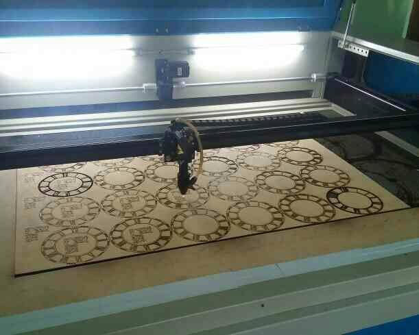 kiran Holographics leading manufacturer of laser crafts in India . Now come up with customised laser cutting and engraving services in jaipur.  we do job work of cutting and engraving by laser machine . we do cutting and engraving in size - 3 feet x 4 feet by latest technology laser machine in India.
