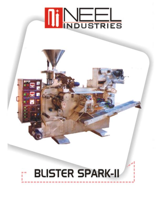 Our Blister Pack Machine - by Neel Industries, Ahmedabad
