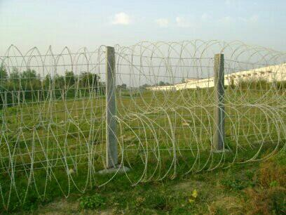 we are manufacturers of border fencing