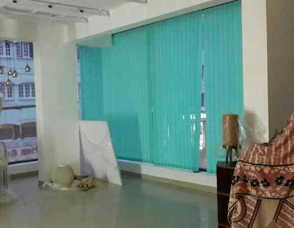 Vanition blinds hot looking  - by Westendinteriors, Bangalore