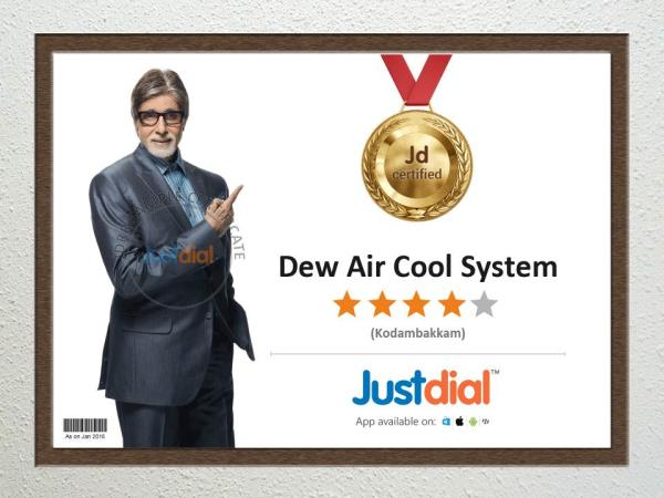 Dew Aircool Systems  - by Dew Aircool System, Chennai