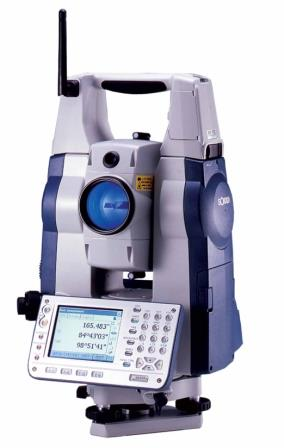 Total Station: Available in various accuracy. - by RAMAAS ENTERPRISES, Coimbatore