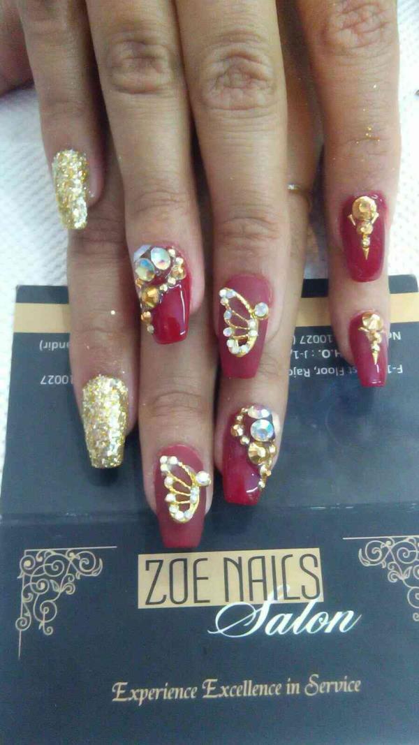 nail Artist in delhi