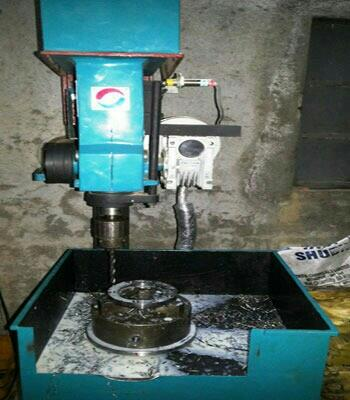 we have wide ranges of 2 Axis Drill For Flanges in rajkot.