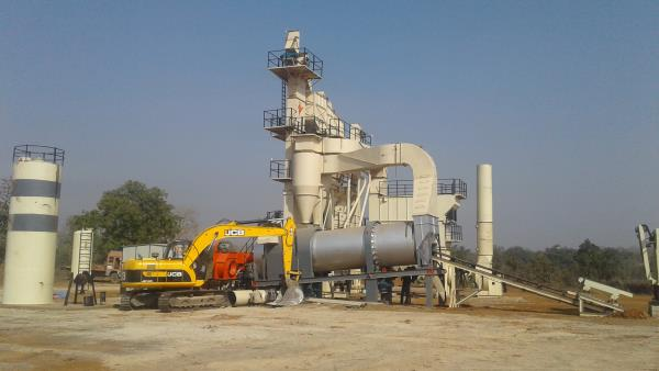 asphalt batch mix plant FAB 2000 - by Fab India, Ahmedabad