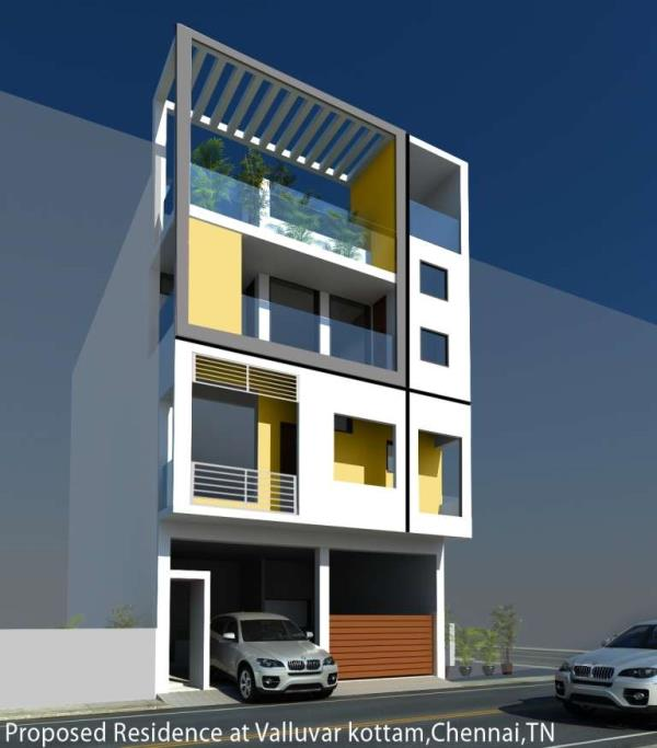 Our New project In T.nagar  We are One of The Best Construction Contractors in Chennai