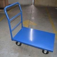 If you require Any Type of Trolley either it is Single Wheel Barrow, Double Wheel Barrow or 4 Wheel Platfrom Trolley, we have the wide range to choose from.  We can supply in Bulk Qty, as per Customers design. - by Acme Concrete Mixers Pvt Ltd, Hyderabad