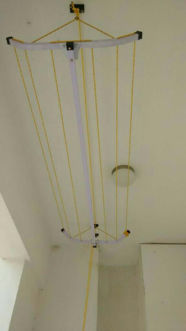 Ceiling Hangers near jalahalli cross.  We are supplier of Ceiling hangers in Bangalore. - by SLN Enterprises, Bangalore