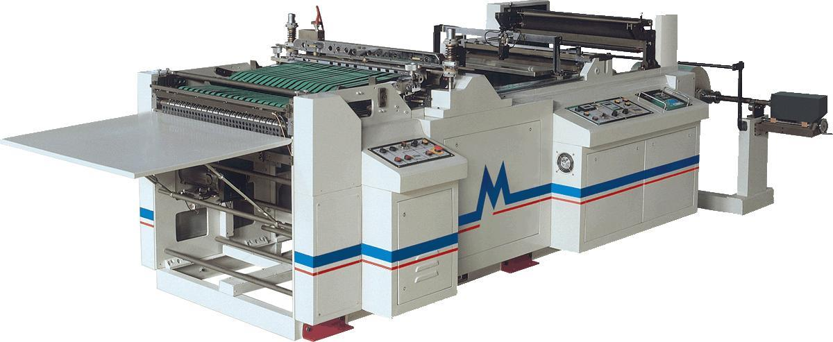Side seal bag making machine  Product Name- Vega 750 Plus