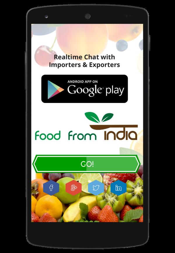Food From India India's 1st food export solution - by FOODFROMINDIA, Dubai