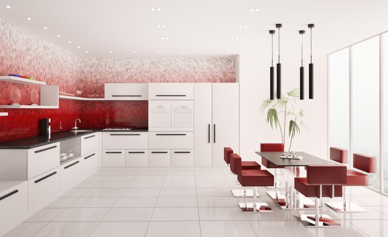 Interior Design Modular Kitchen - by Akbar Home Construction, Udaipur